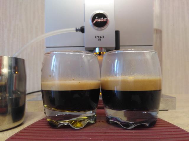 эспрессо с PEP JURA