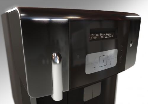 Панель управления кофемашины Schaerer Coffee Joy (аналогичная у WMF800)