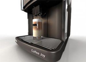 Пример приготовления латте макиато на кофемашине Schaerer Coffee Joy