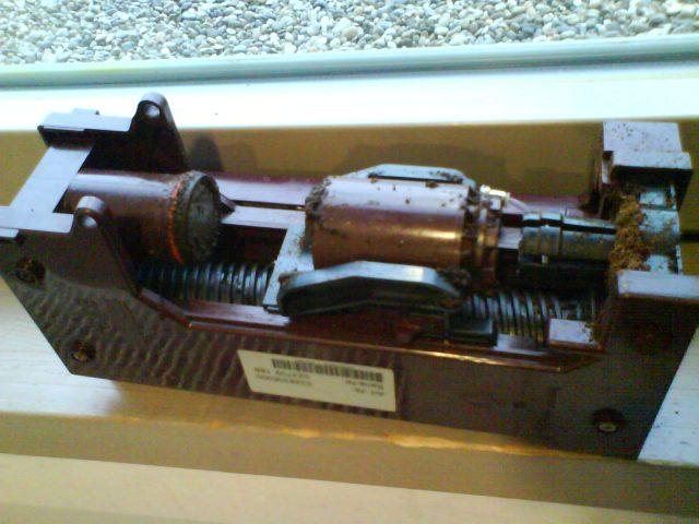 Заварочный блок от WMF800