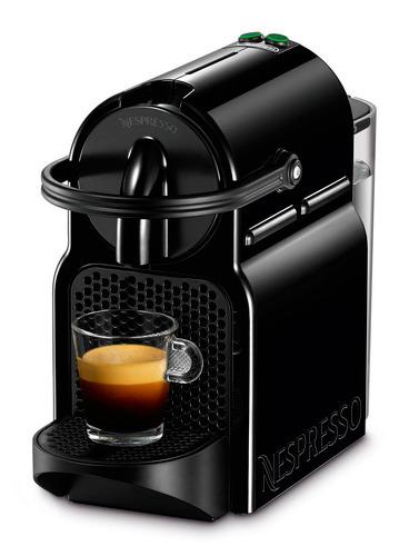 Кофемашина Delonghi EN 80 B Nespresso Inissia