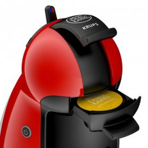 Капсульная кофеварка Krups KP 1006