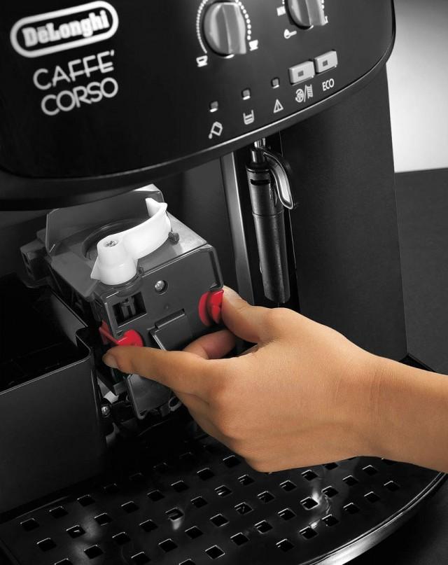 Delonghi Caffe Corso ESAM 2600: фото в деталях