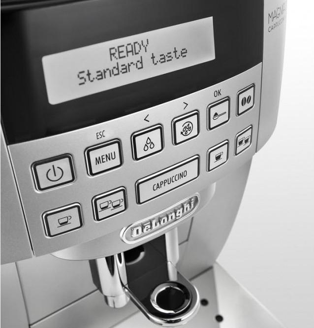 Панель автоматической кофемашины Delonghi ECAM 22.360 S Magnifica