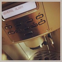 Кофемашина ошибка поломка