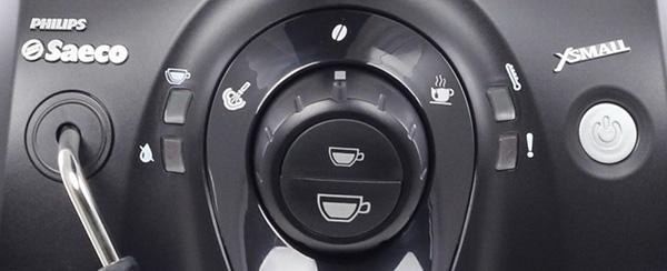 Панель управления кофемашиной Philips Saeco HD 8743