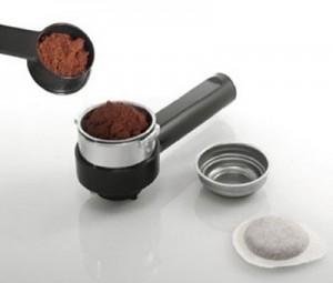 Как закладывать молотоый кофе или чалды?