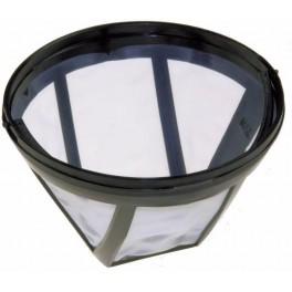 Основное отличие кофеварки Moulinex FG 151825 от модели FG 152832 - наличие встроенного многоразового фильтра для кофе.