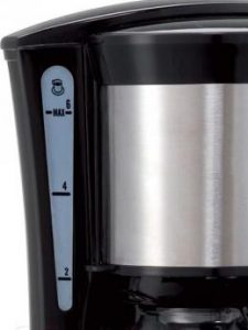 Удобный бак для коды у кофеварки Moulinex FG 151825 Subito Mini