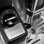 Настройка высоты пены у кофемашины De Longhi PrimaDonna S De Luxe ECAM 28.465