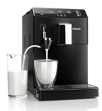 Кофемашина Philips HD8825 Series 3000 - отличный вариант для любителей капучино