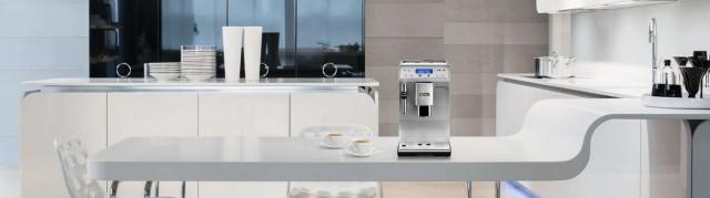 Красивая кофемашина Delonghi ETAM 29.620 SB Autentica Plus