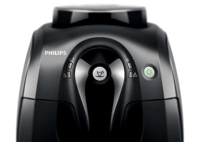 Philips HD 8648 - ну очень простая кофемашина
