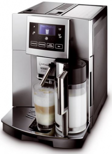 Кофемашина DeLonghi ESAM 5600.S Perfecta Cappuccino Graphic Touch