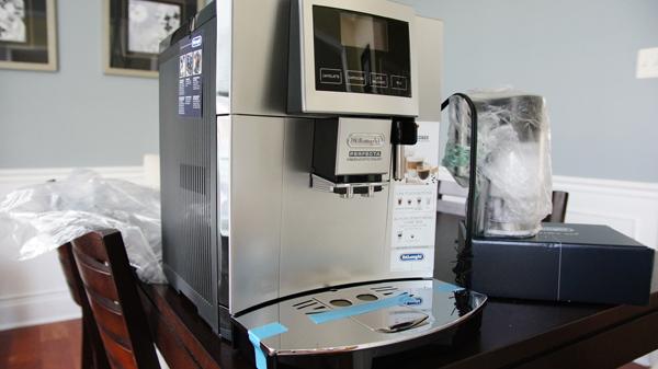 Кофемашина DeLonghi Perfecta Cappuccino ESAM 5600 S