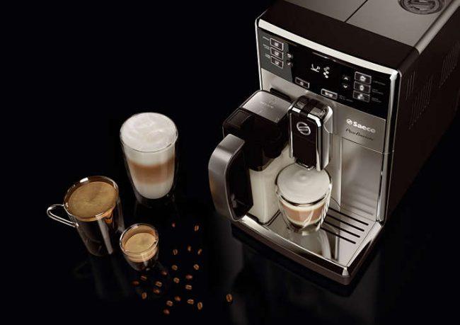 Кофемашина Philips Saeco Picobaristo