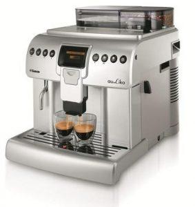Автоматическая кофемашина Saeco Aulika Focus RI9843/01