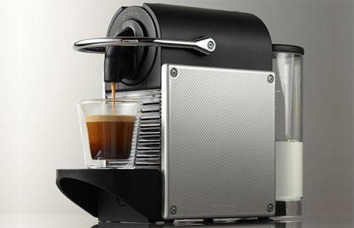 Delonghi Nespresso Pixie. Она же - Делонги 125.
