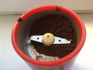 Ротационная ножевая кофемолка