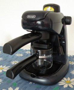 Рожковая кофеварка Delonghi EC5