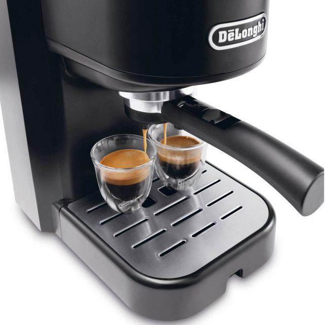 Кофеварка эспрессо Delonghi EC 250 B