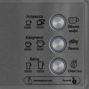 Кнопки управления кофеварки Витек 1514