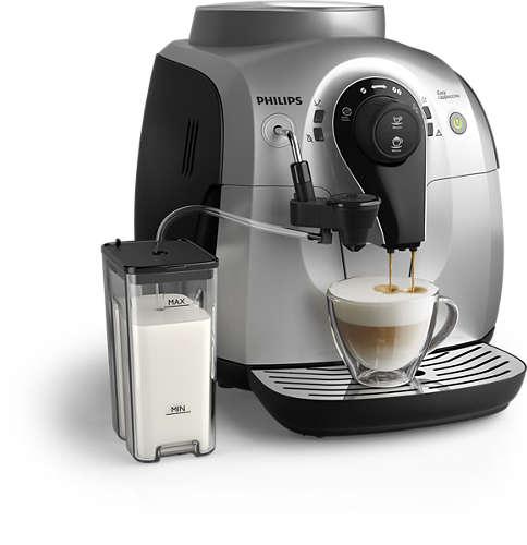 Кофемашина Philips HD8652 Series 2100