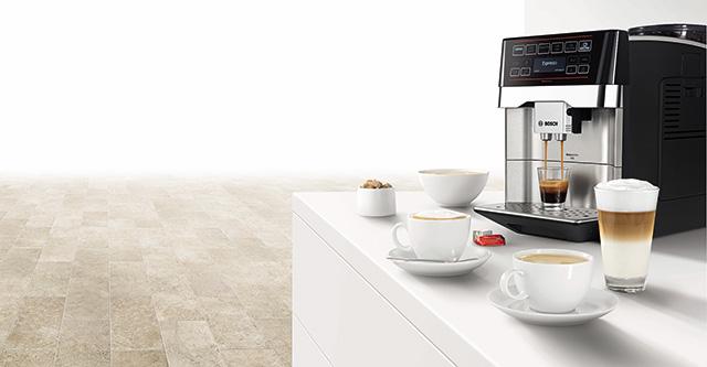 Bosch VeroAroma получила новую красивую внешность