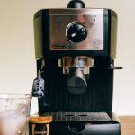 Кофеварка Делонги EC 155. Фото: cnet.com