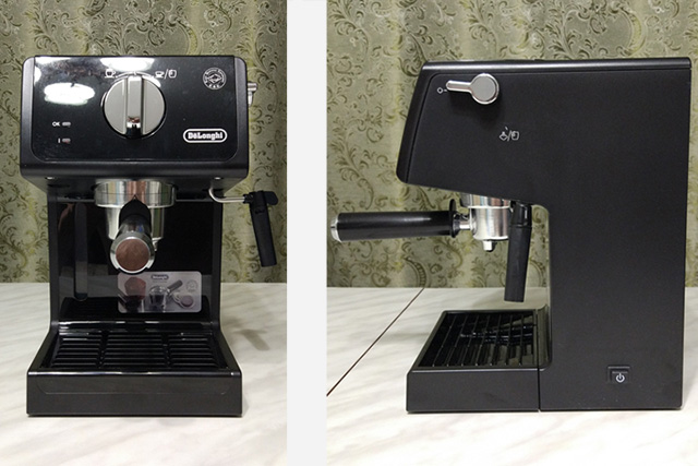 Размеры кофеварки Delonghi ECP 31.21