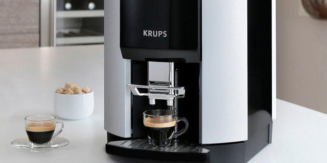 Кофемашина Krups Barista EA9010 (полный автомат)