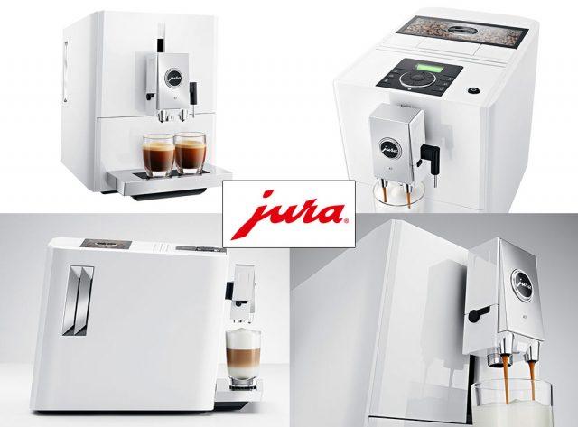 Кофемашина Jura A7 (фото)