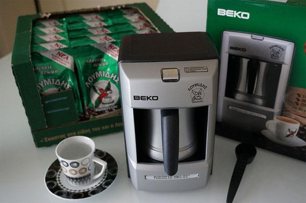 Электрическая кофеварка-турка BEKO BK 2113 M