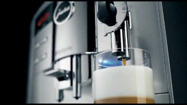 Капучинатор кофемашины Jura S9.