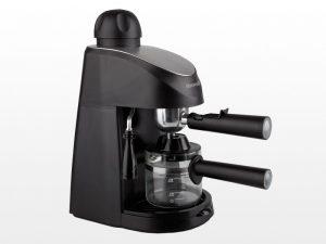рожковая кофеварка Maxwell MW-1655 BK