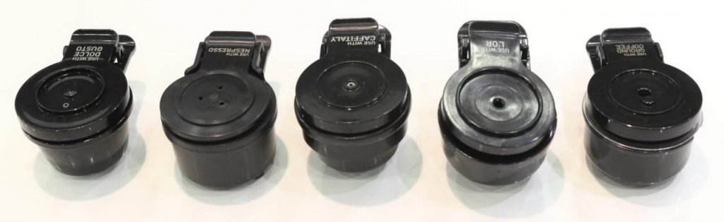 polaris adapters for different coffee systems
