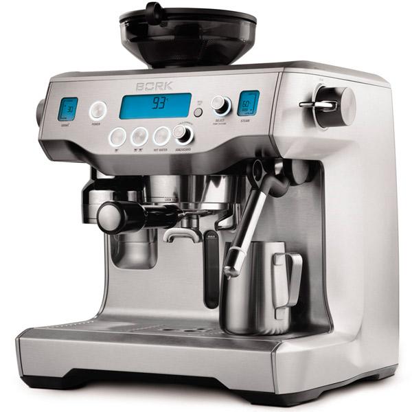 Флагманская кофейная станция BORK C805
