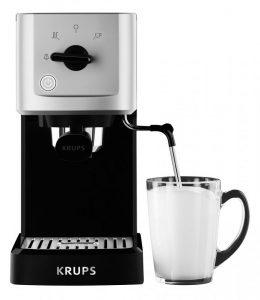 Krups XP 344010 с полупрофессиональным паровым краном