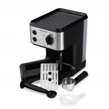Кофеварка рожкового типа Polaris PCM 1517AE с капучинатором