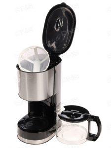 Кофеварка Redmond RCM1507 - это ультракомпакт среди капельных кофеварок