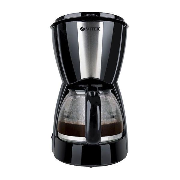 Новая кофеварка Витек 1503 (VT1503BK)