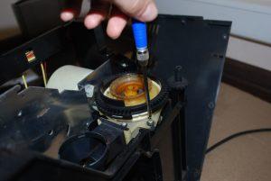 Ремонт кофемолки кофемашины Bosch