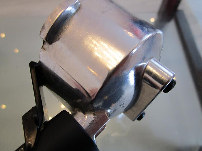 Корзины фильтра кофеварки Vitek крупным планом