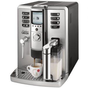 Gaggia Accademia: фото автоматической кофемашины