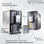 Кофемашина Panasonic NC-ZA1 (HTQ)