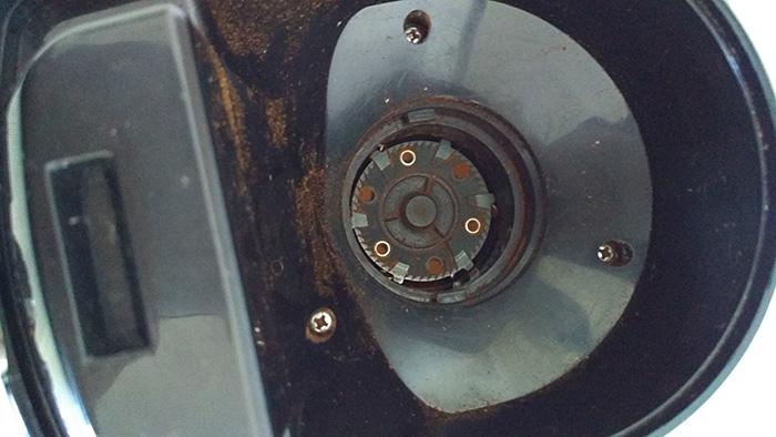 Модернизация жерновов VItek 1548 для минимизации помола