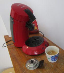 Кофеварка/кофемашина Philips Senseo