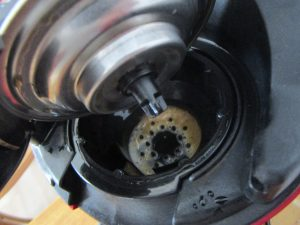 Фильтр-клапан кофеварки Сенсео