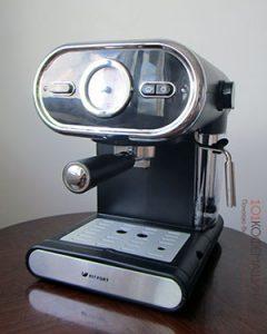 Рожковая кофеварка Kitfort KT-702