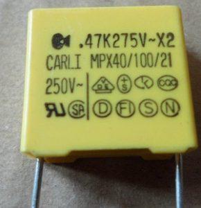 Неисправность кофемолки Delonghi kg 89/79 - конденсатор